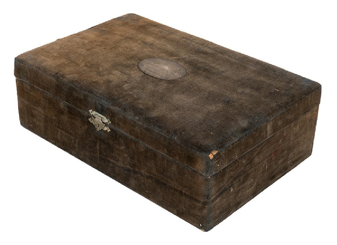 Dante's Jewelry Box.