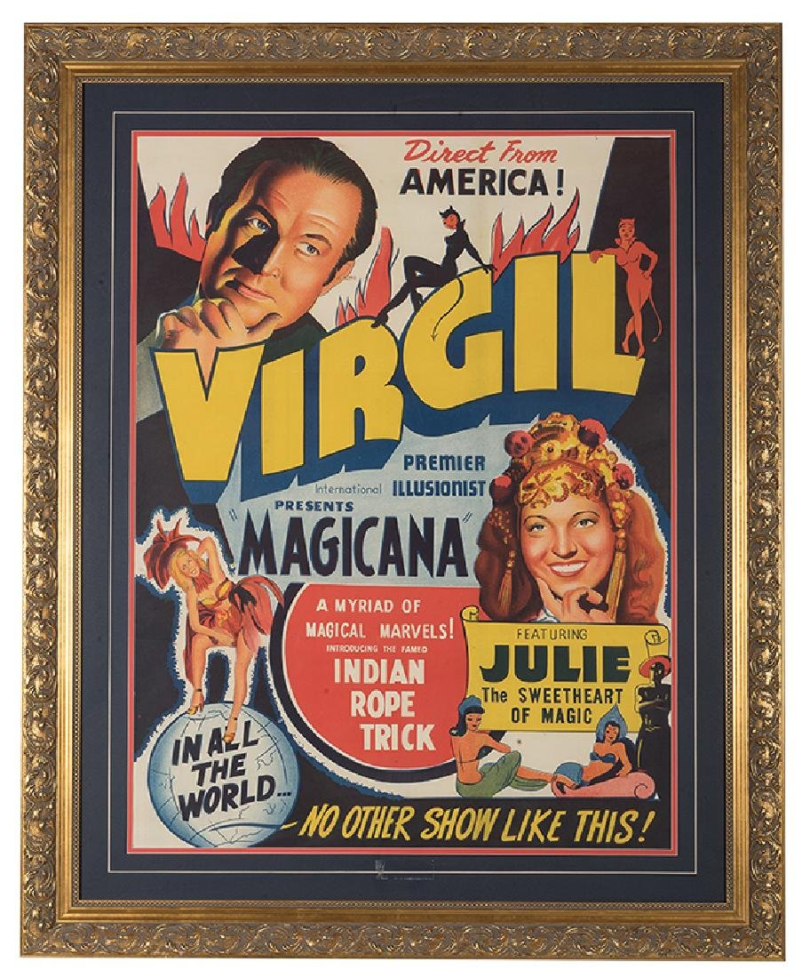 Direct From America. Virgil.