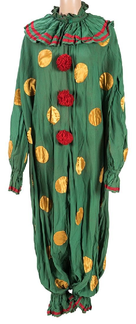 Stage Worn Clown Costume from Virgil's Magic Circus.