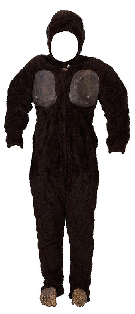 Virgil Co. Gorilla Monster Costume.
