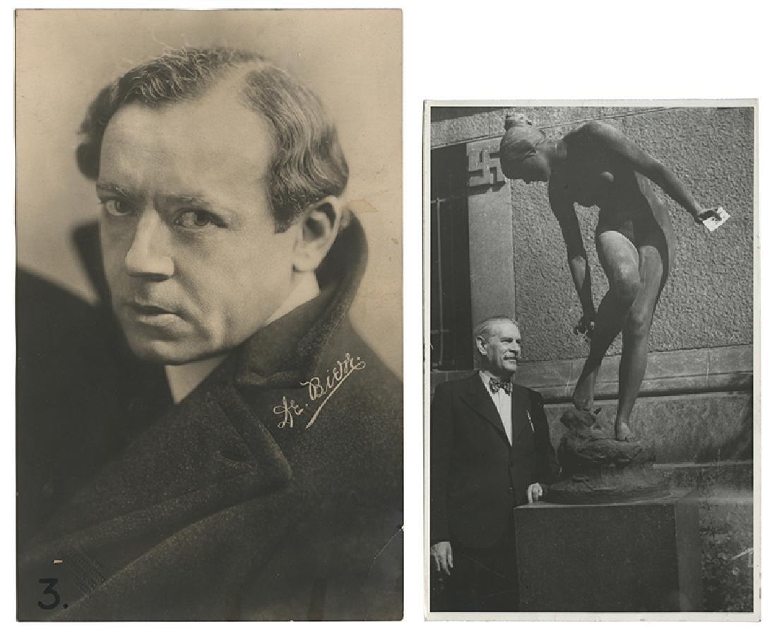 Three Pieces of De Biere Ephemera.