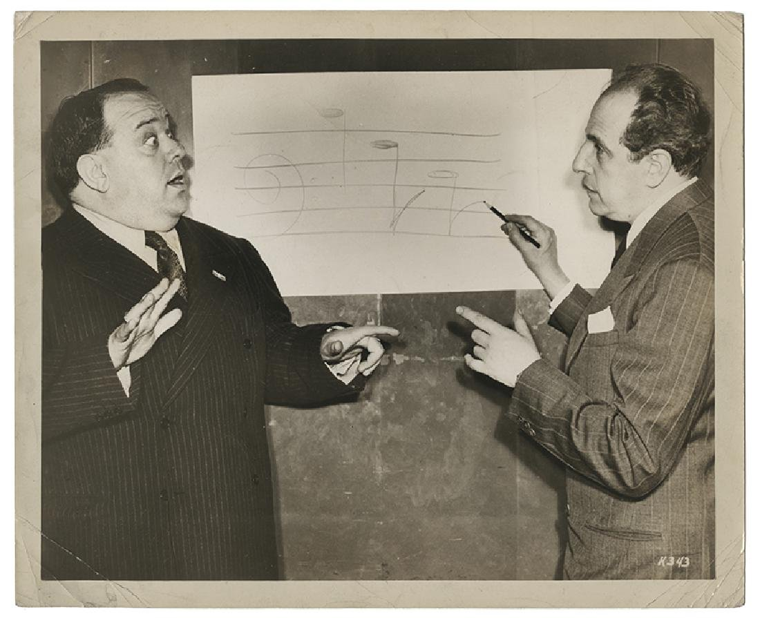 Collection of 21 Press and Publicity Photographs of - 4