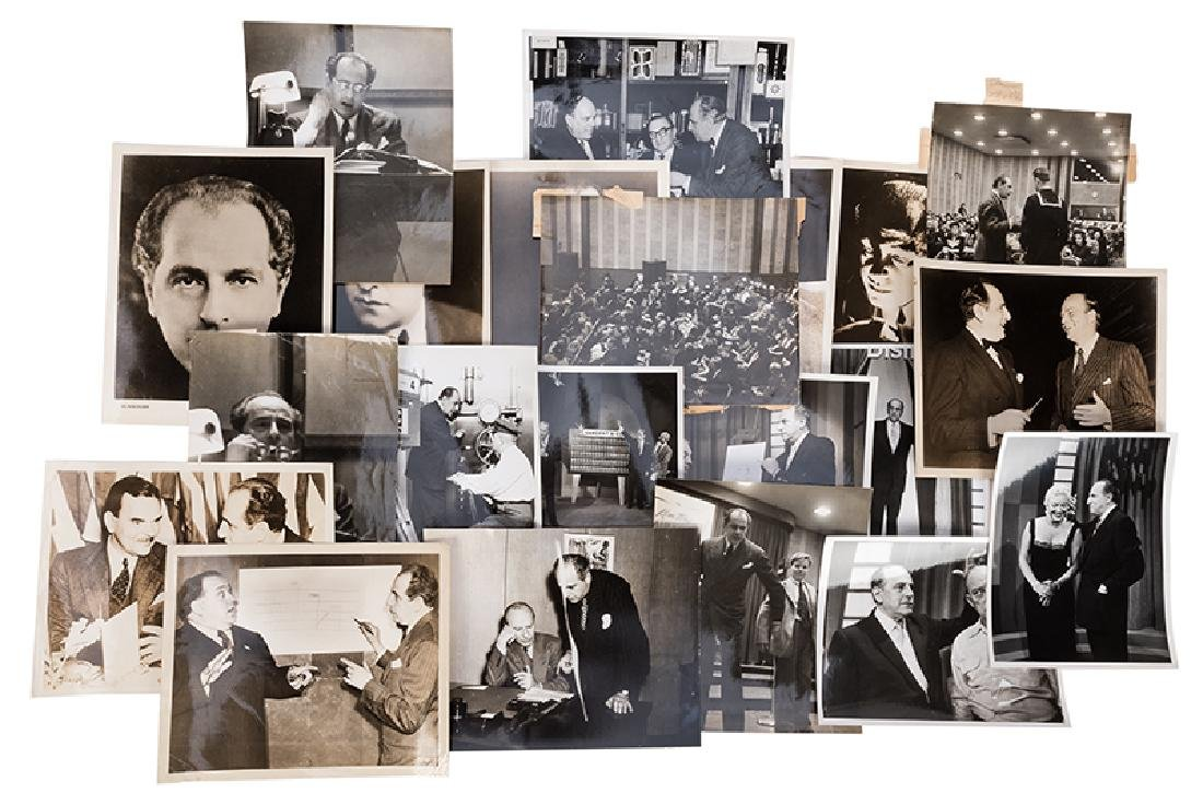 Collection of 21 Press and Publicity Photographs of - 7