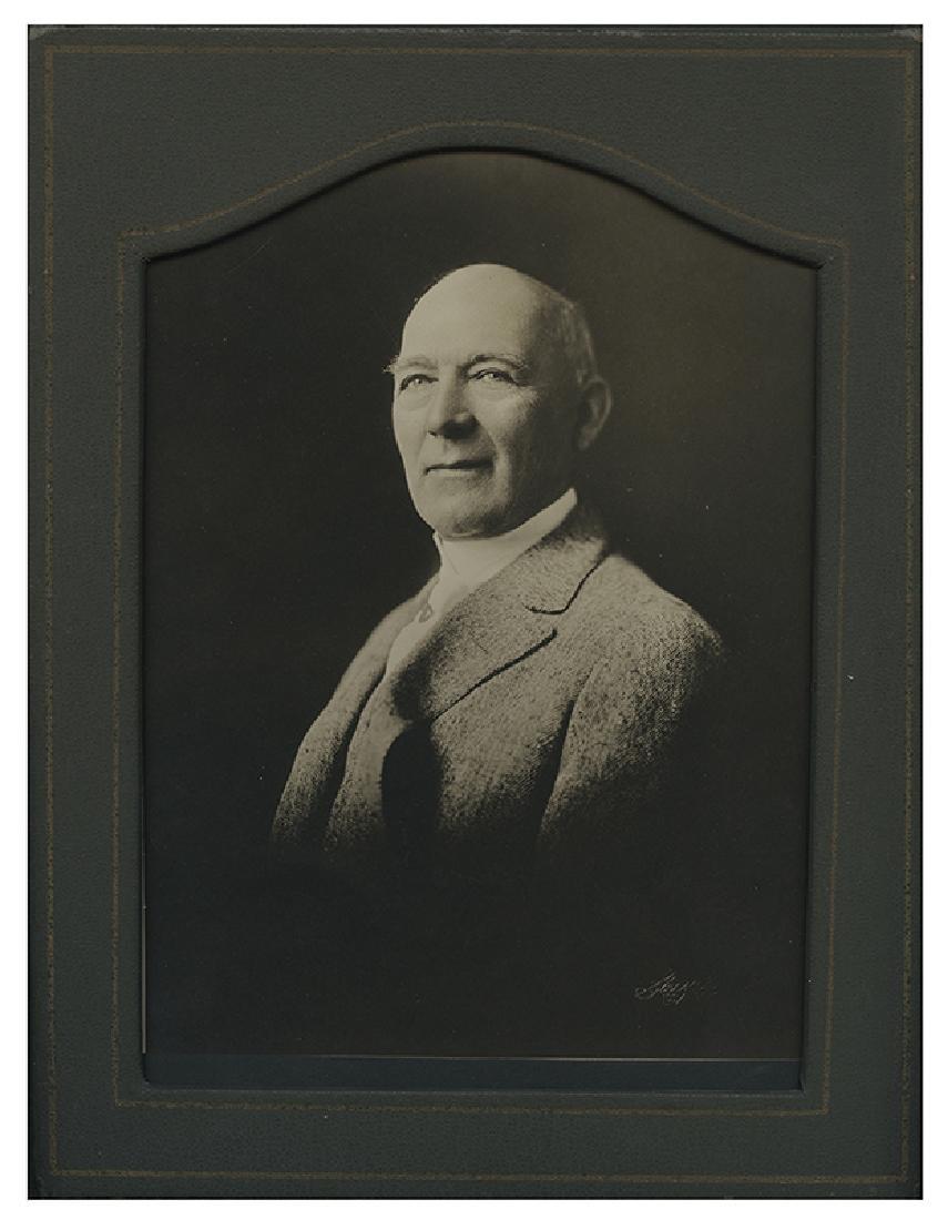 Bust Portrait Photograph of Harry Kellar.
