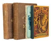 Four Antiquarian Dick & Fitzgerald Volumes on Magic.