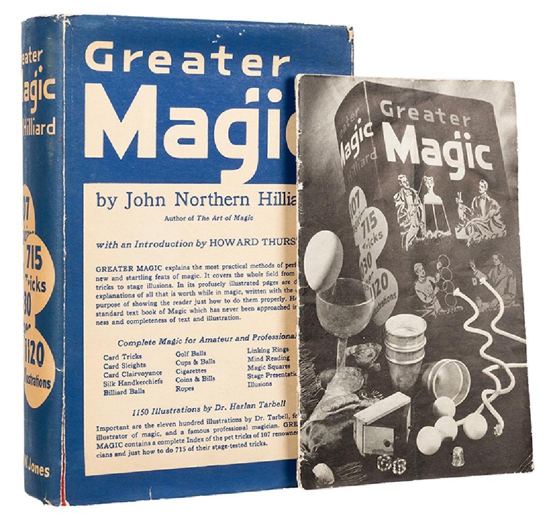 Greater Magic.