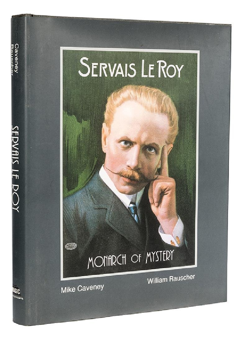 Servais Le Roy: Monarch of Mystery.
