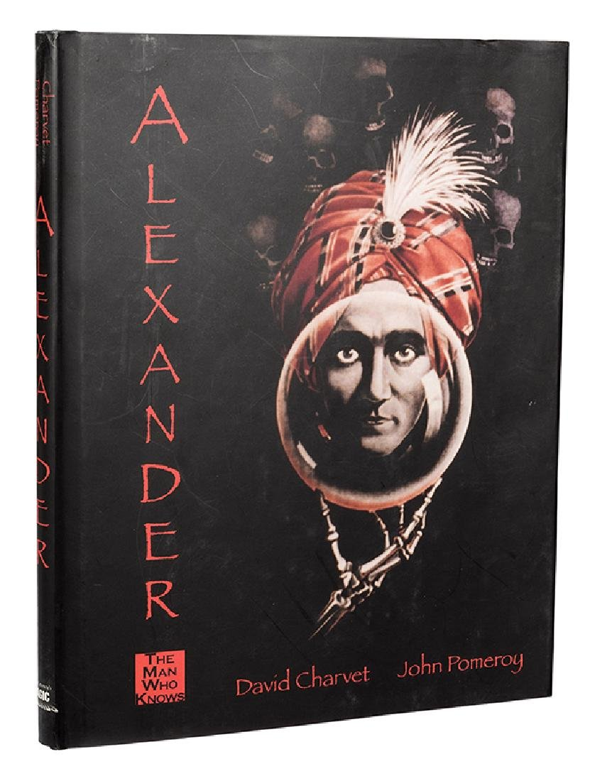 Alexander: The Man Who Knows.