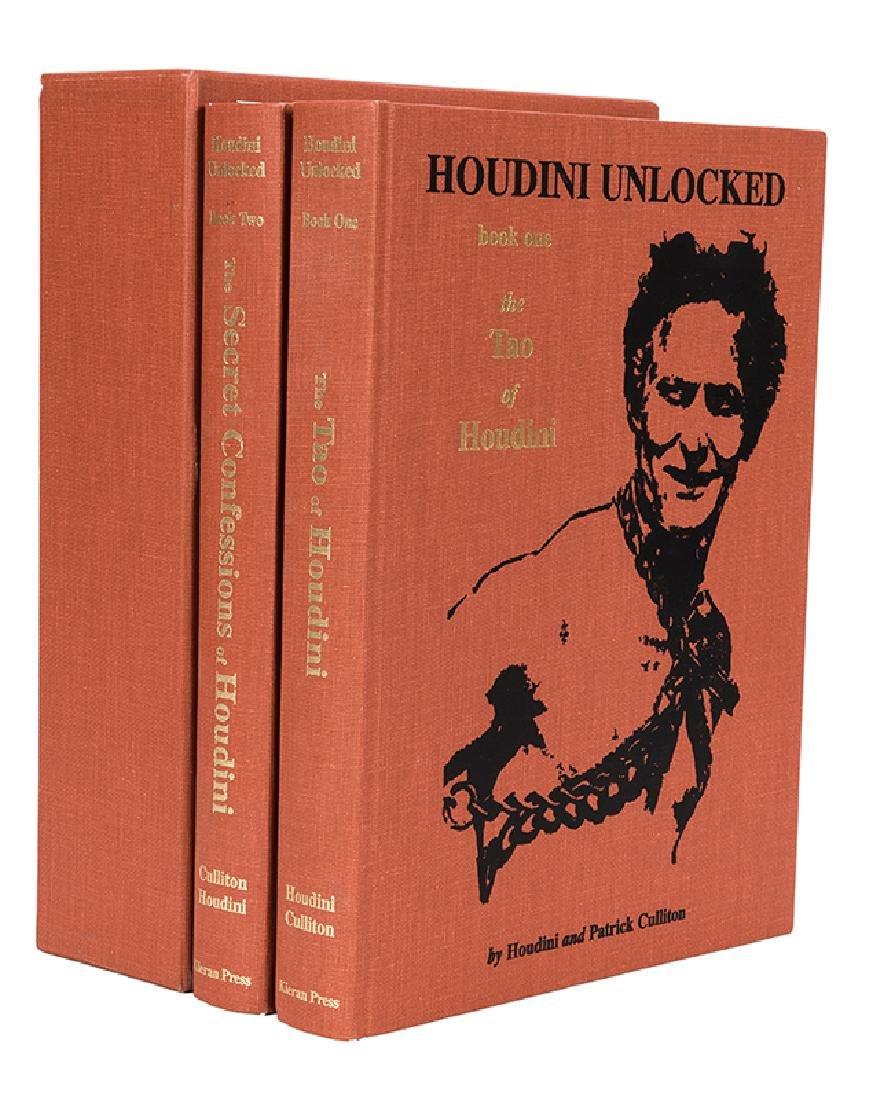 Houdini Unlocked.