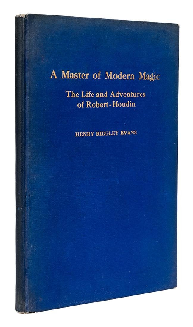A Master of Modern Magic: The Life and Adventures of