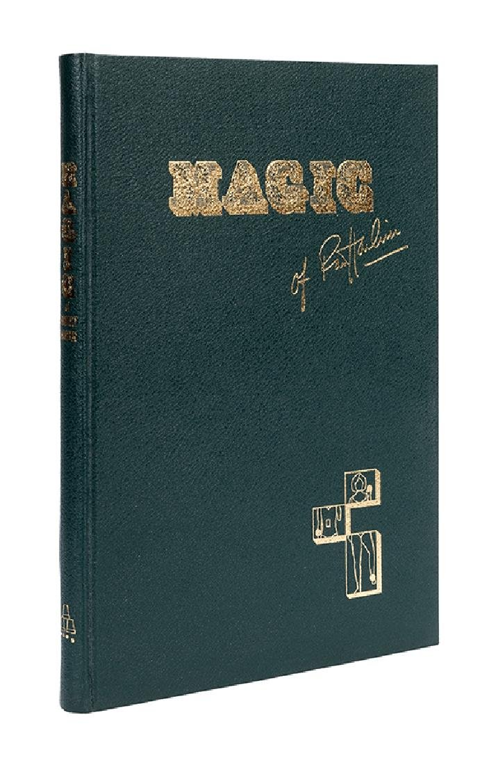 The Magic of Robert Harbin.