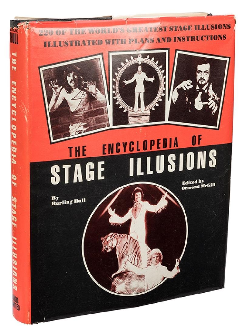 Encyclopedia of Stage Illusions.