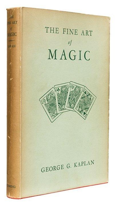 The Fine Art of Magic.