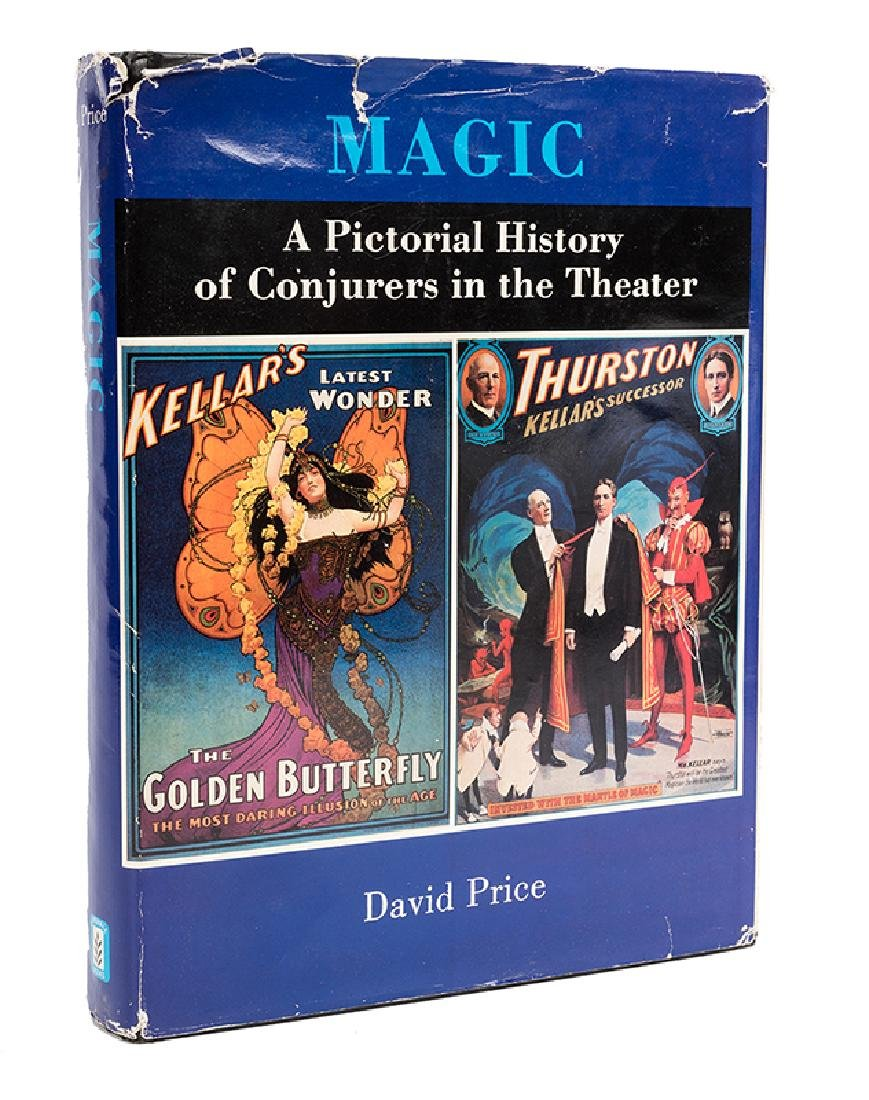 Magic: A Pictorial History of Conjurers in the Theater.