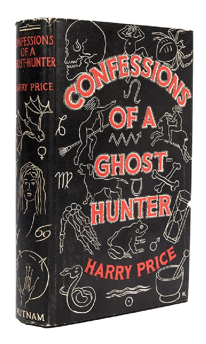 Confessions of a Ghost Hunter.