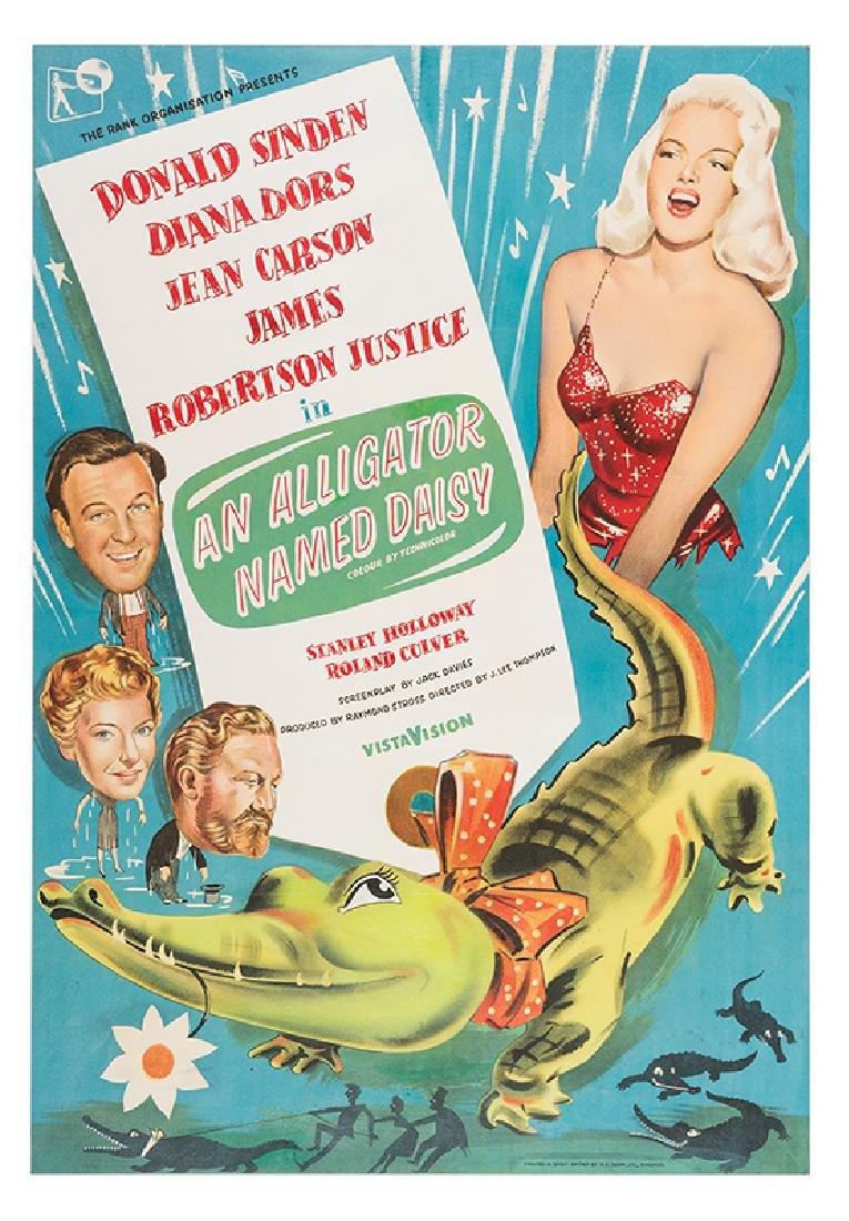 An Alligator Named Daisy.