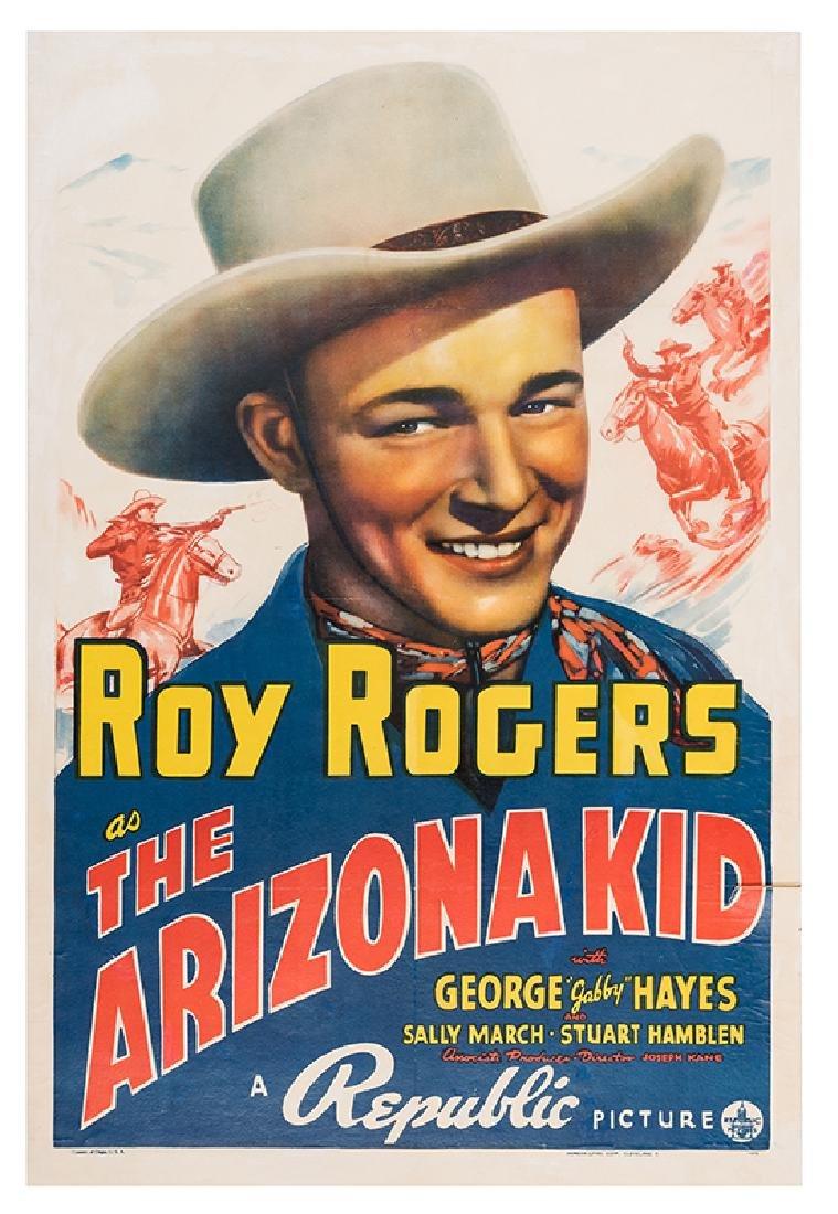 The Arizona Kid.