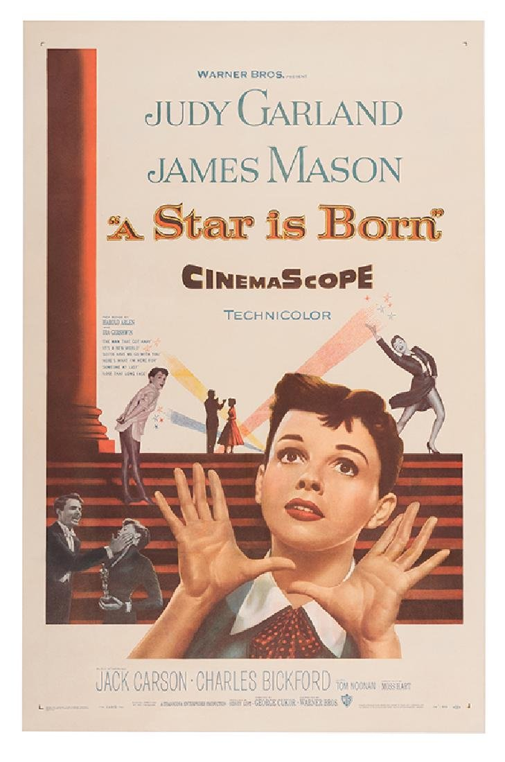 A Star is Born.