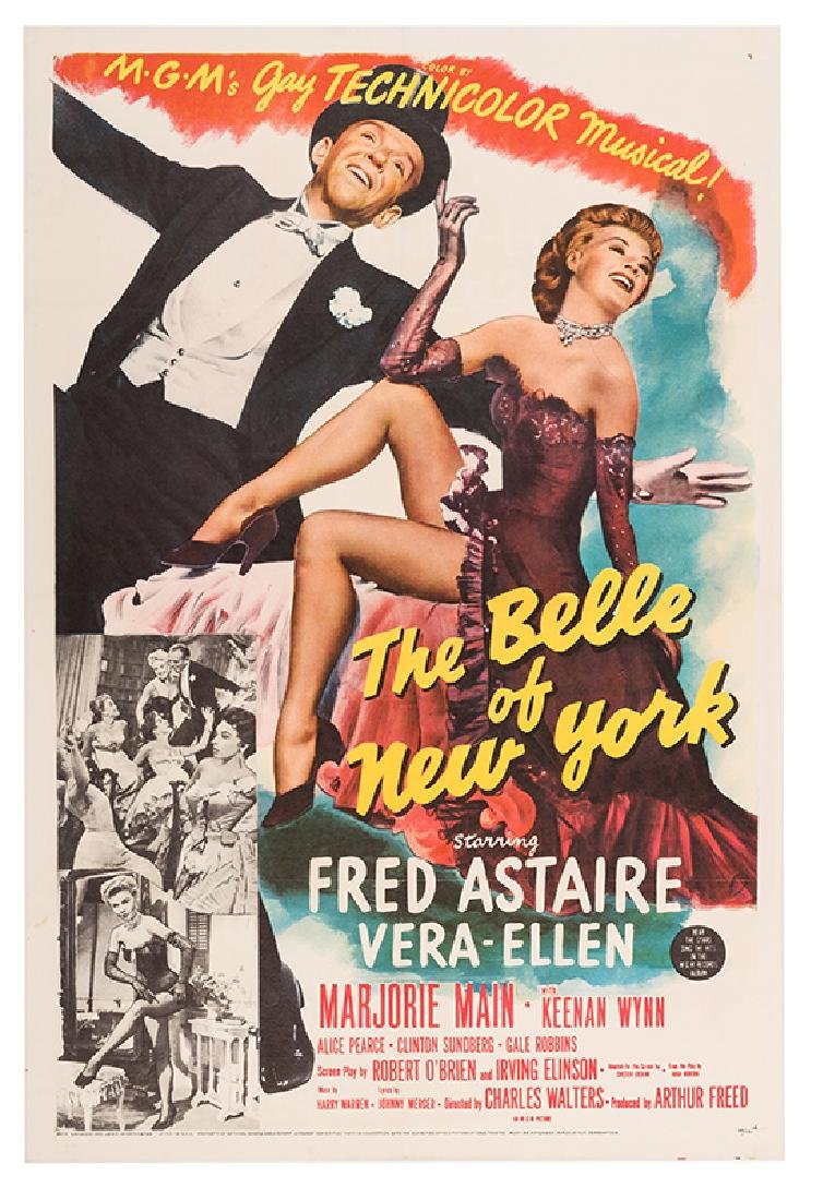 The Belle of New York.