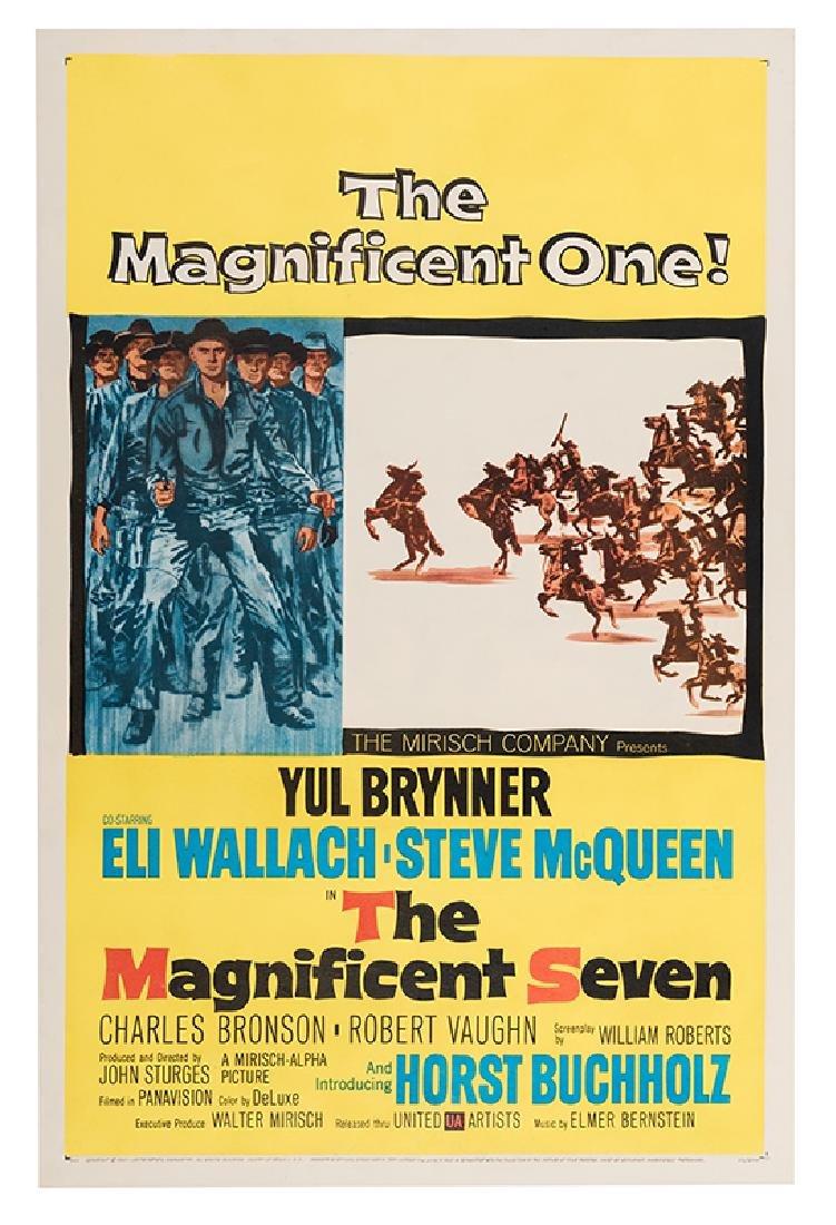The Magnificent Seven.