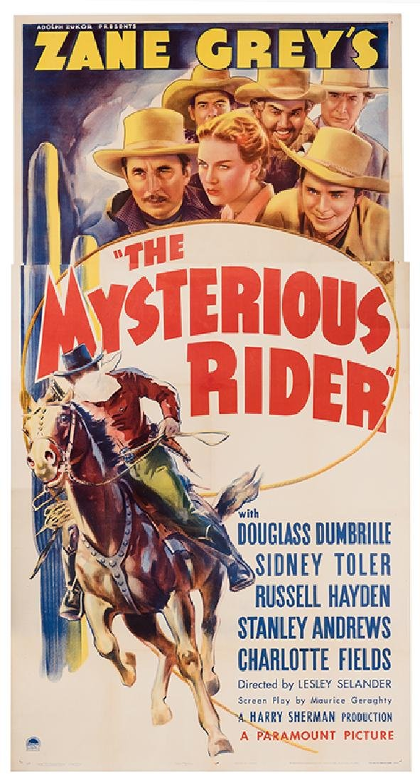 The Mysterious Rider.