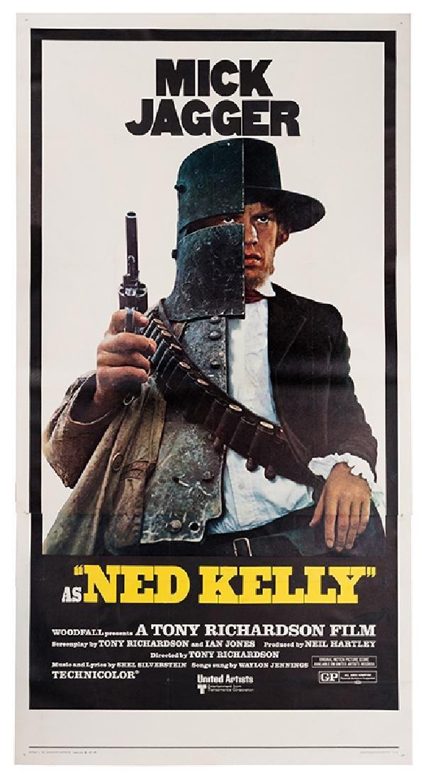 Ned Kelly.