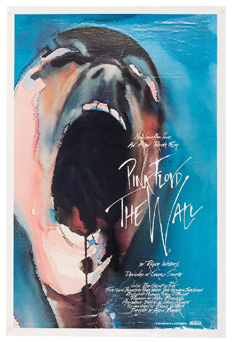 Pink Floyd – The Wall.