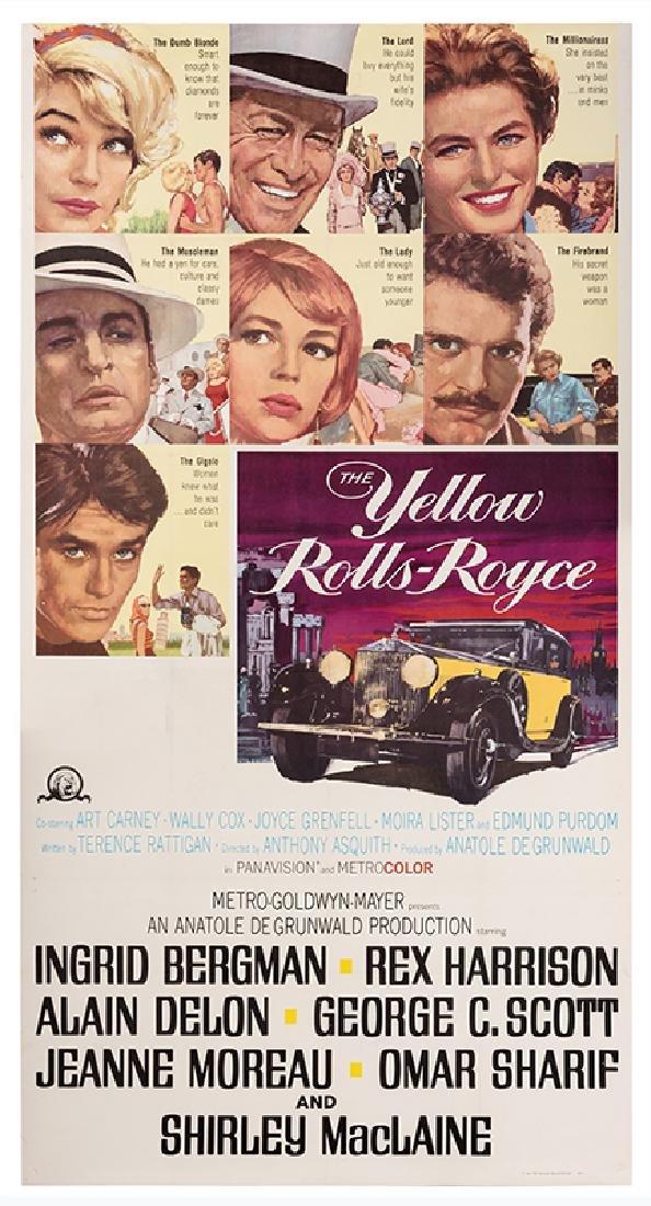 The Yellow Rolls-Royce.