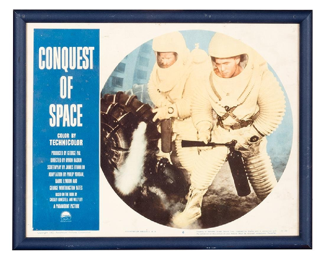 Conquest of Space.