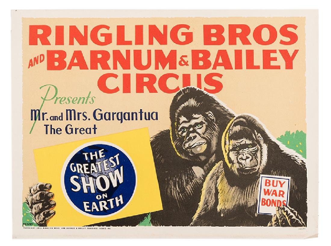 Ringling Bros. and Barnum & Bailey Circus Presents Mr.