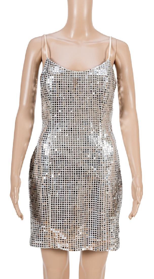 Diana Ross Stage Worn Dress.