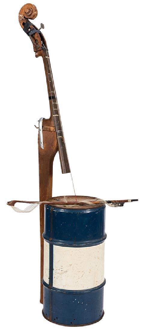 Buddy Ebsen's Oil Can Bass.