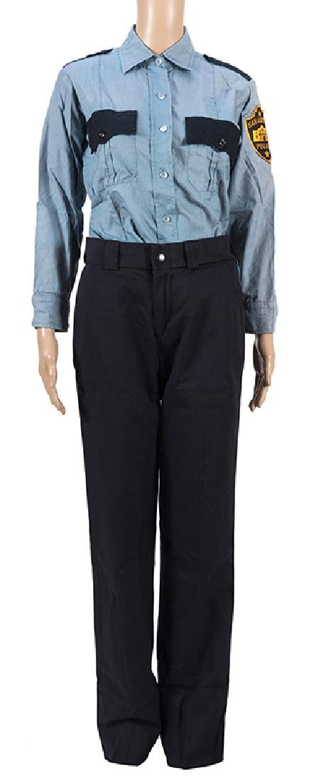 "Reese Witherspoon ""Hot Pursuit"" Screen-Worn Police"