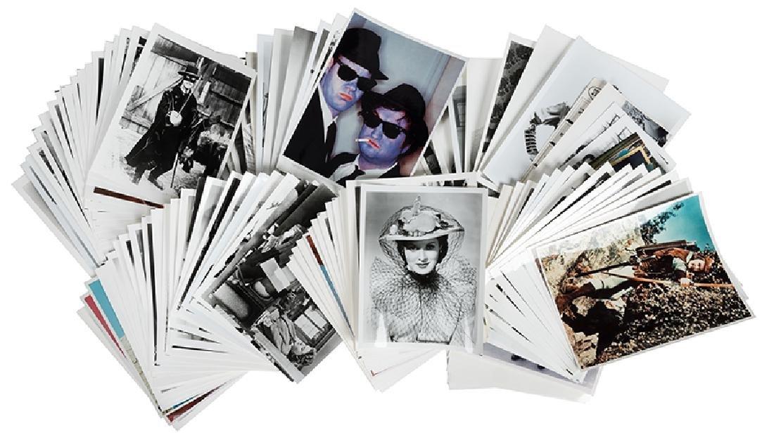 "Approximately 90 Celebrity 8 x 10"" photographs."