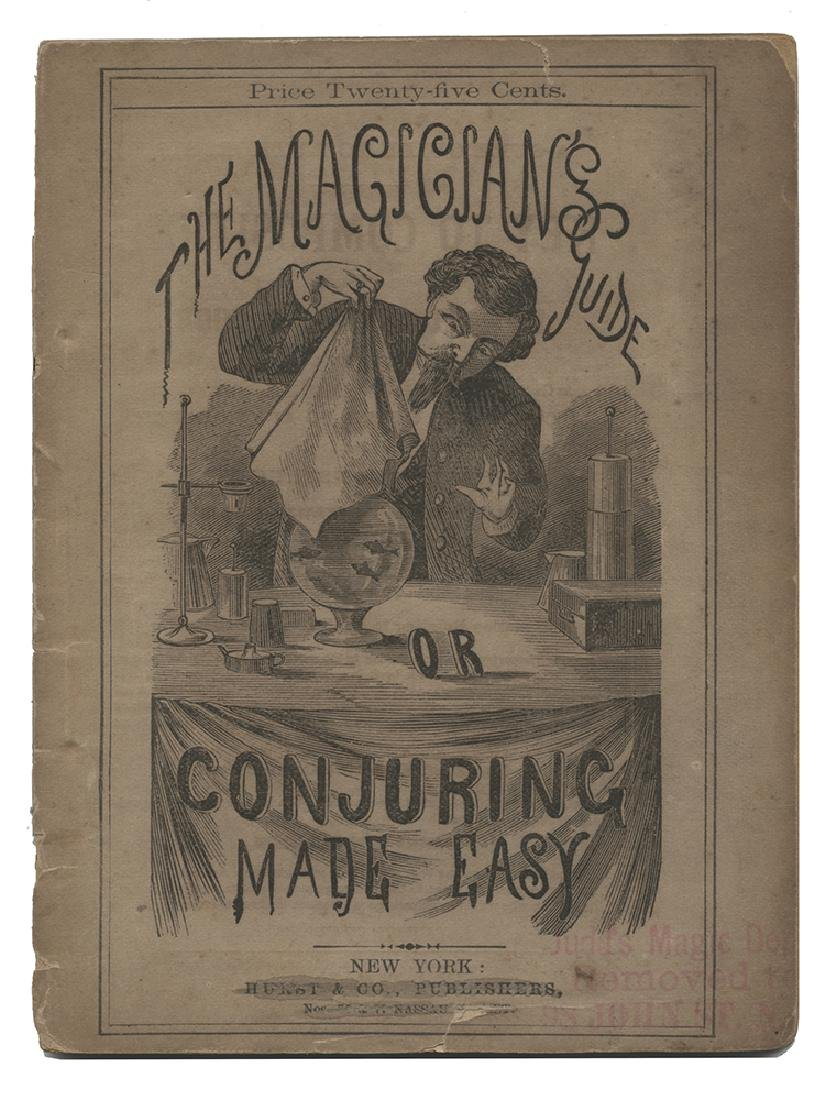 Magician's Guide, (The); or Conjuring Made Easy.