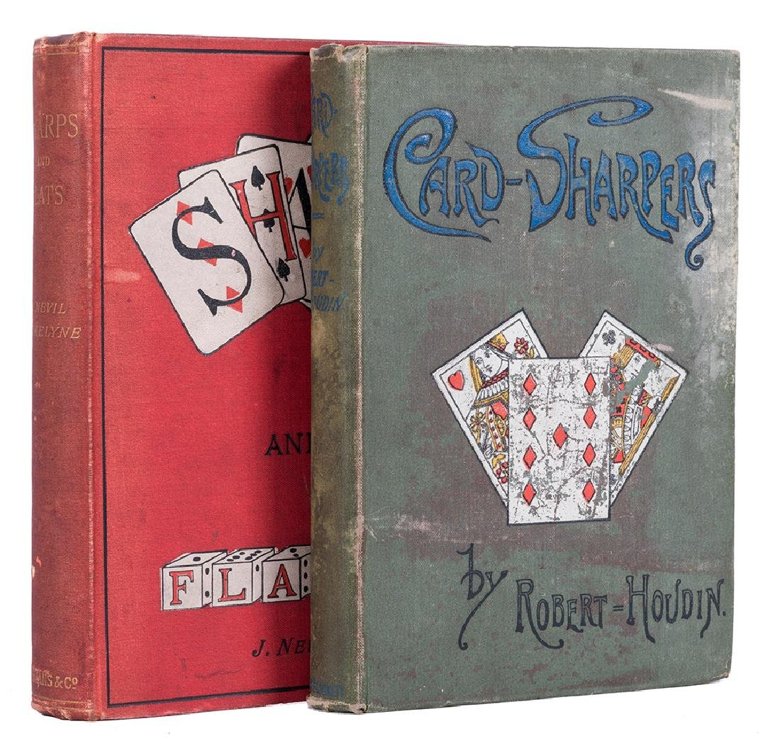 Two Classic Works on Card-Sharping.
