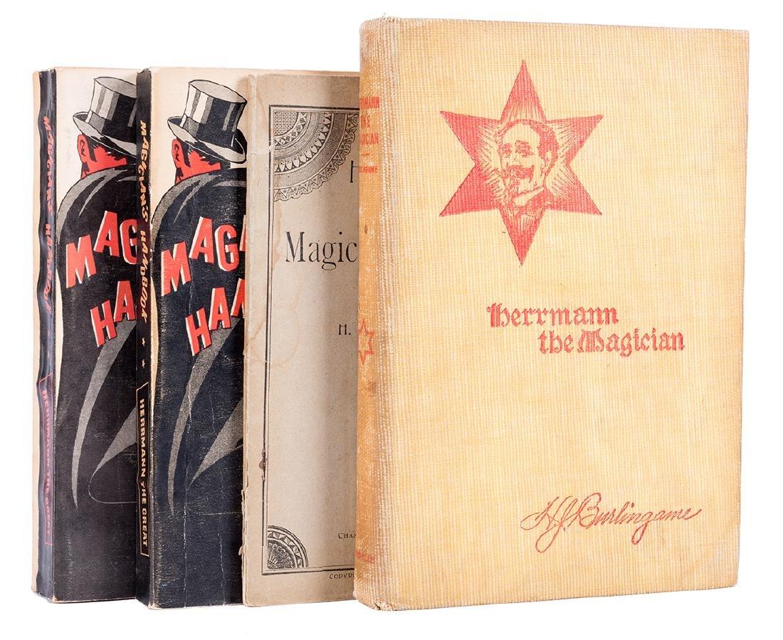 Herrmann The Magician.