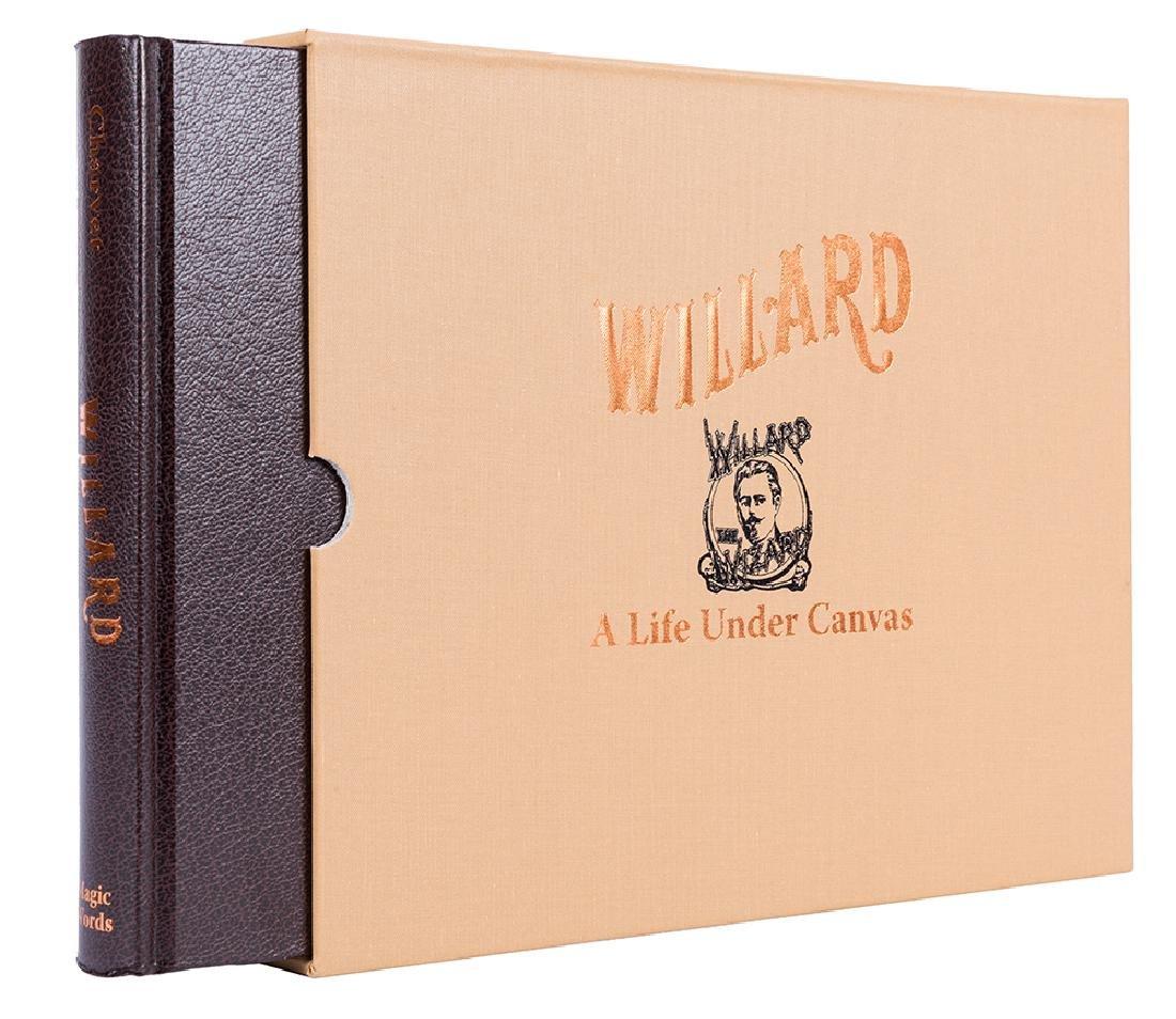 Willard: A Life Under Canvas.