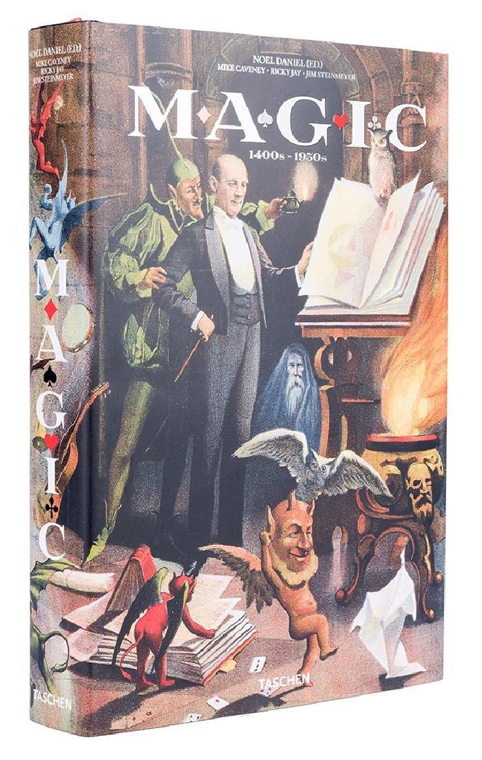 Magic: 1400s – 1950s.