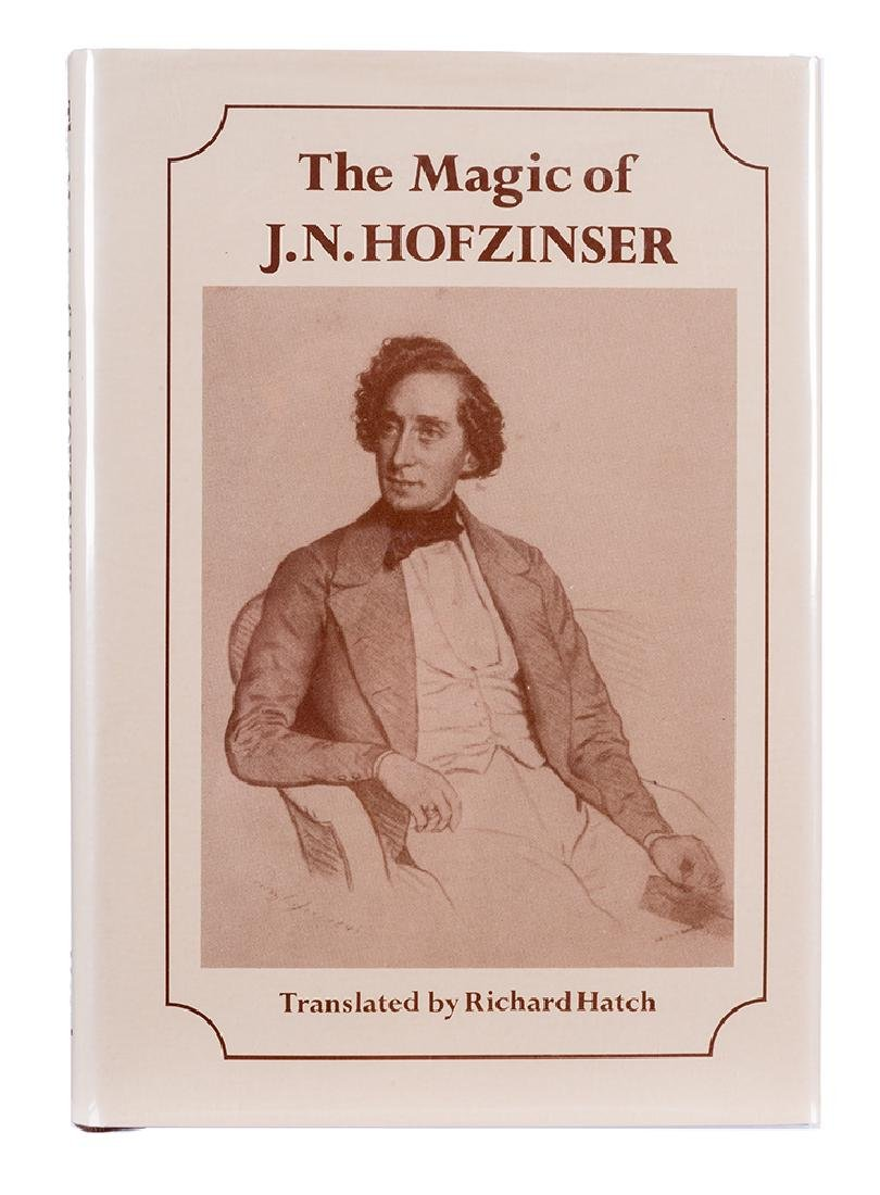 The Magic of J.N. Hofzinser.
