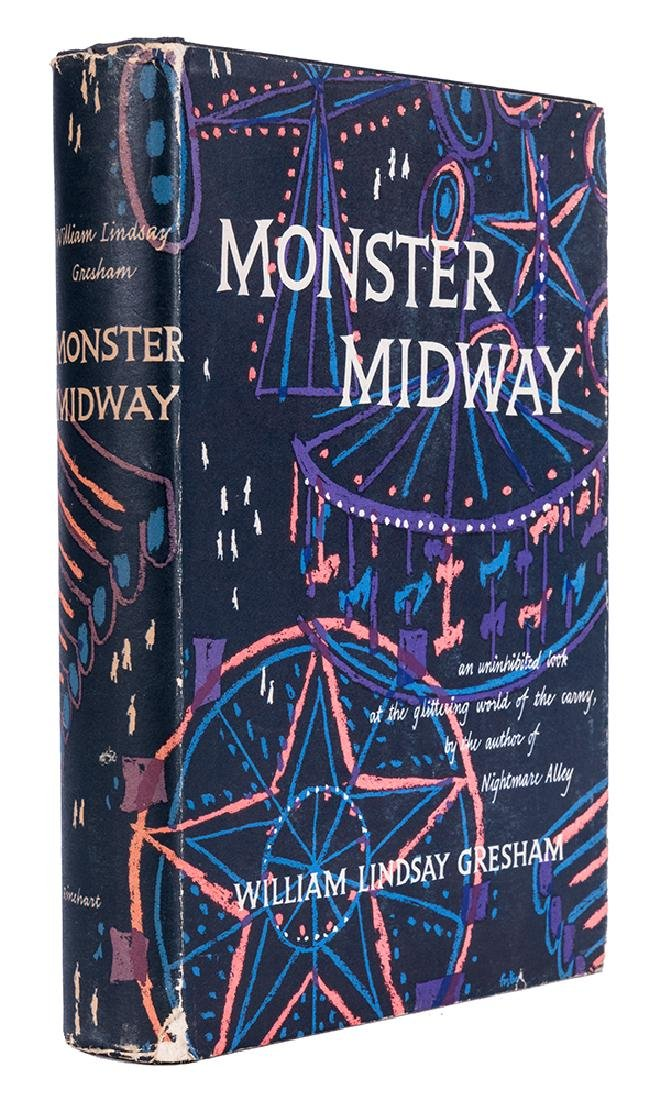Monster Midway: An Uninhibited Look at the Glittering