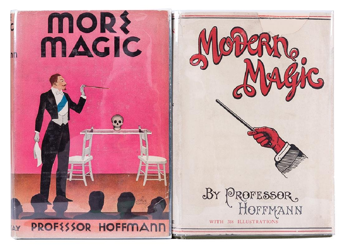 Modern Magic / More Magic.