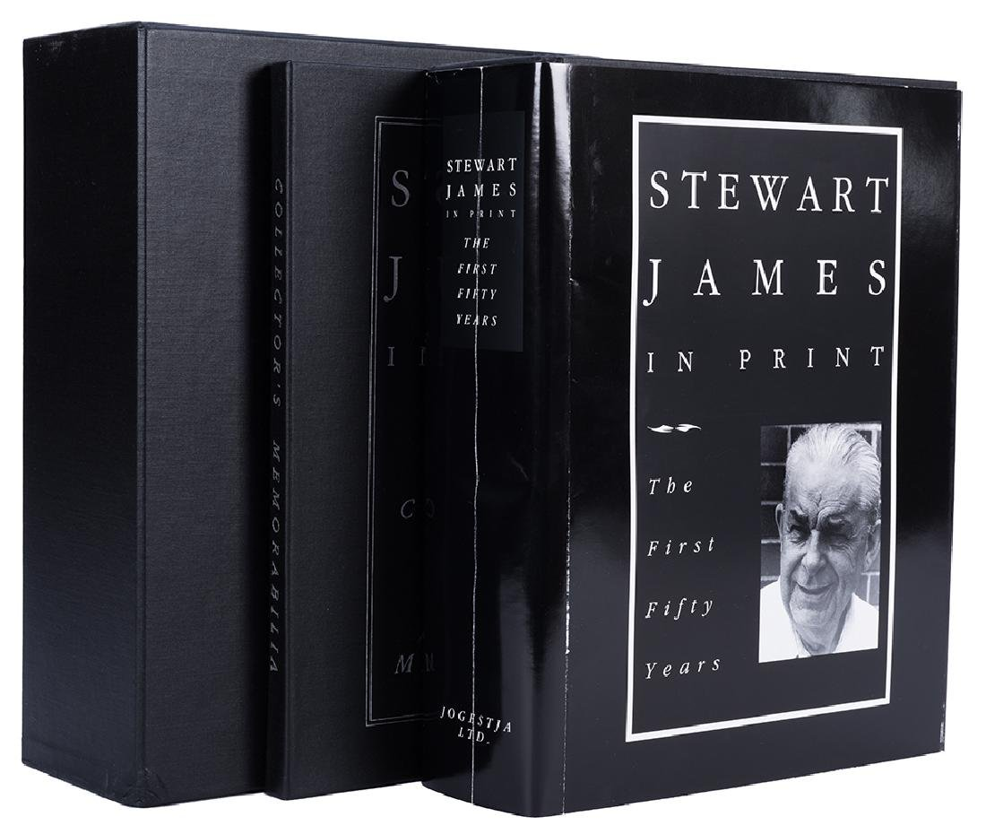 Stewart James in Print: The First Fifty Years.
