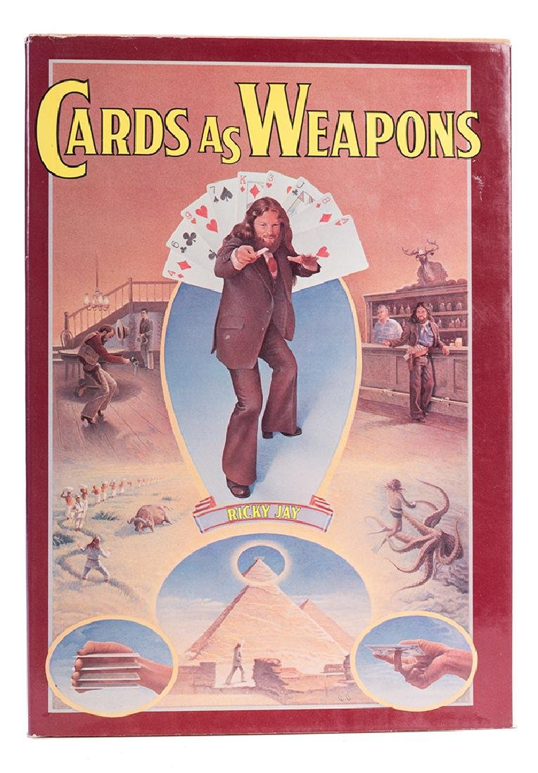 Cards as Weapons.