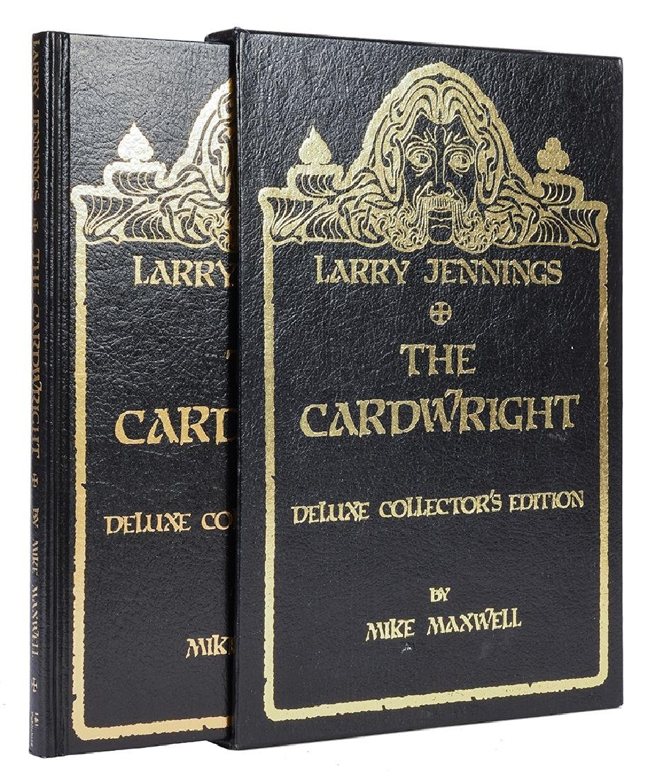 Larry Jennings. The Cardwright.