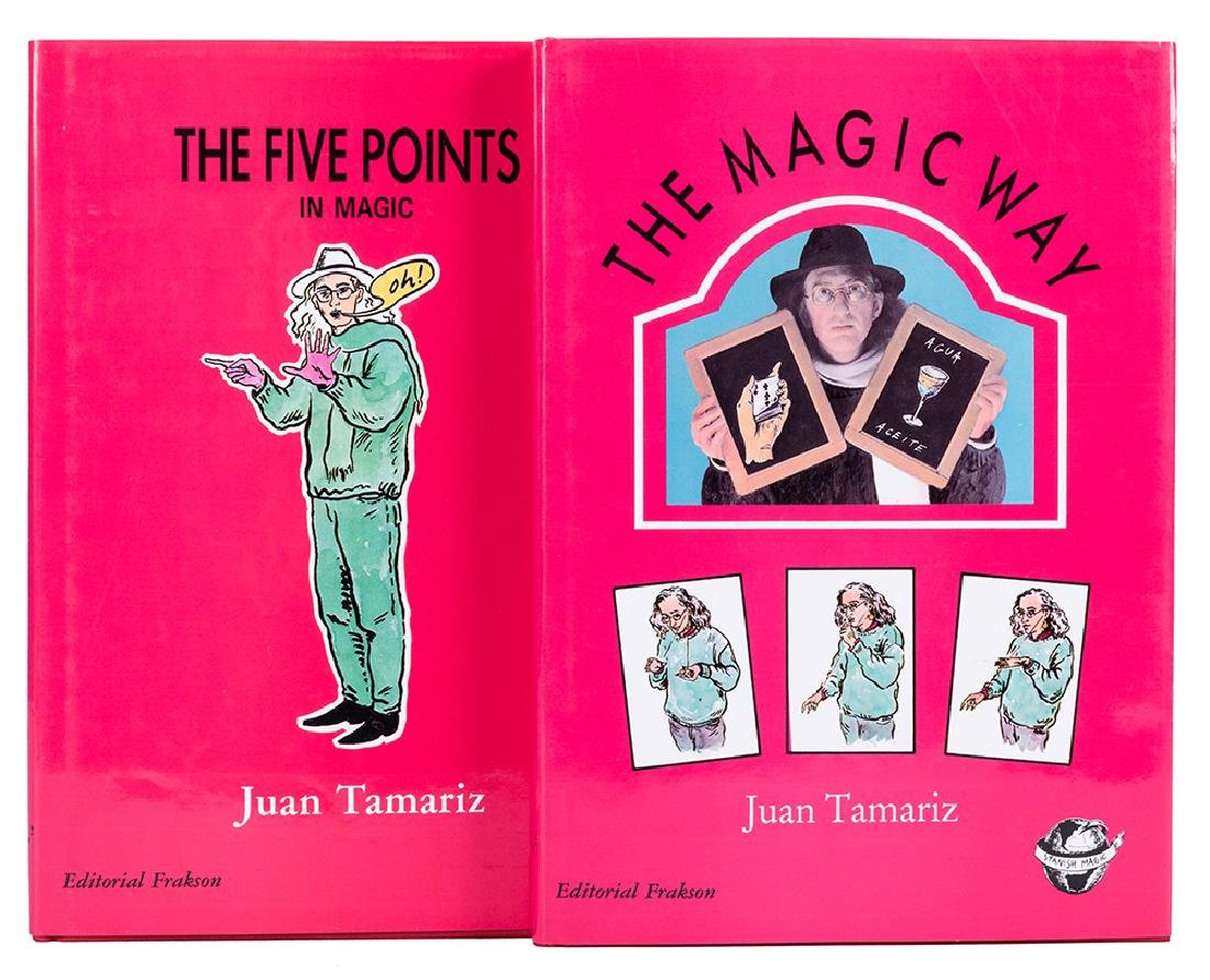 The Five Points in Magic / The Magic Way.