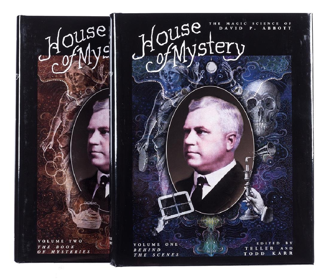 House of Mystery: the Magic Science of David P. Abbott.