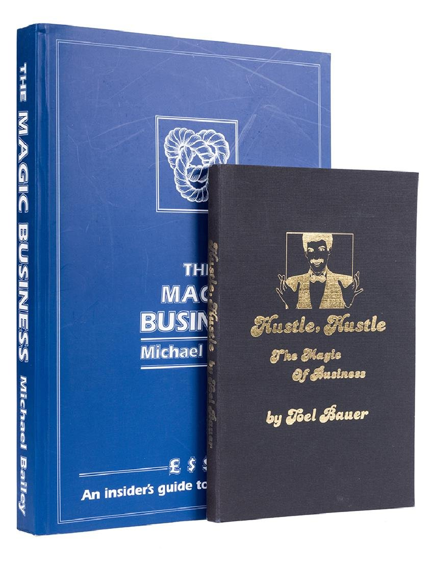 Two Books on Business Magic.