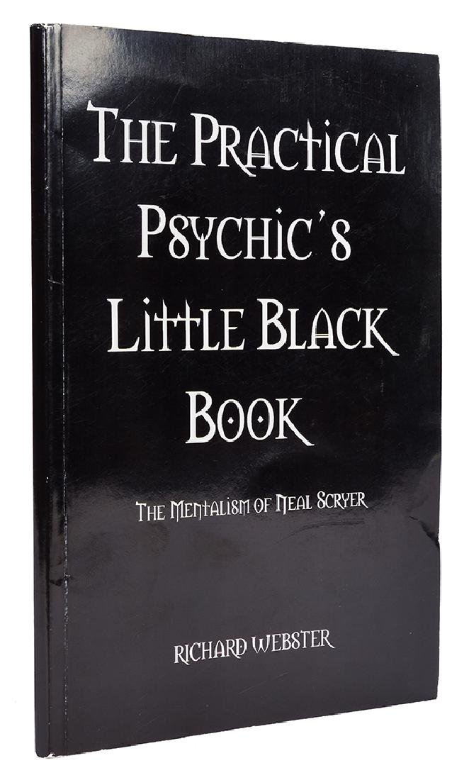 The Practical Psychic's Little Black Book: The