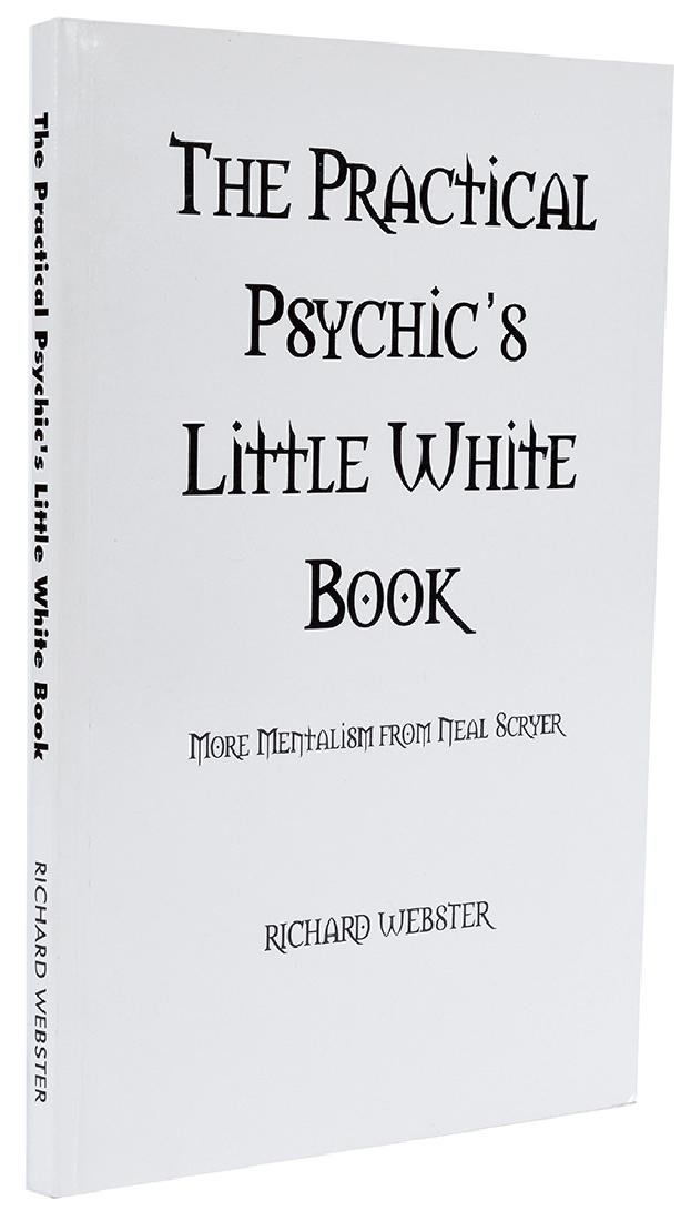 The Practical Psychic's Little White Book: The